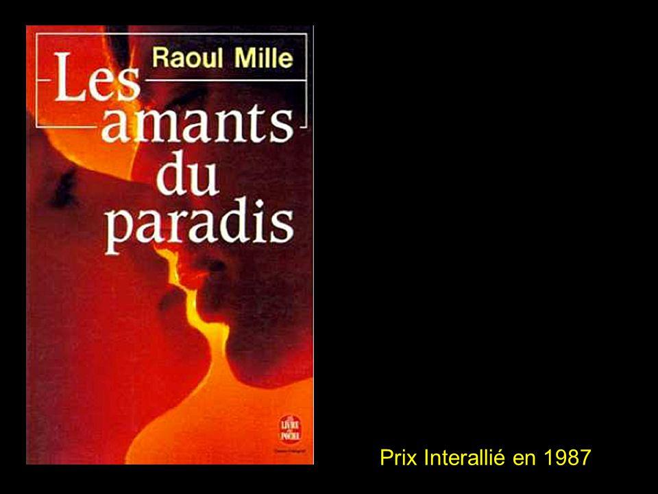 Prix Interallié en 1987