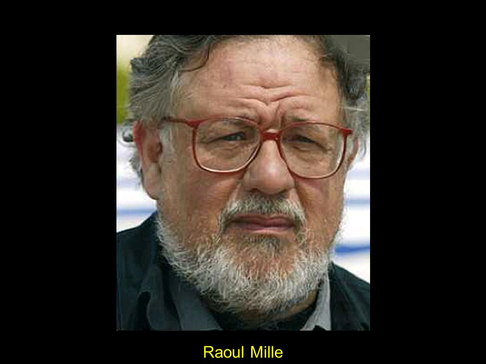 Raoul Mille décoré par Christian Estrosi