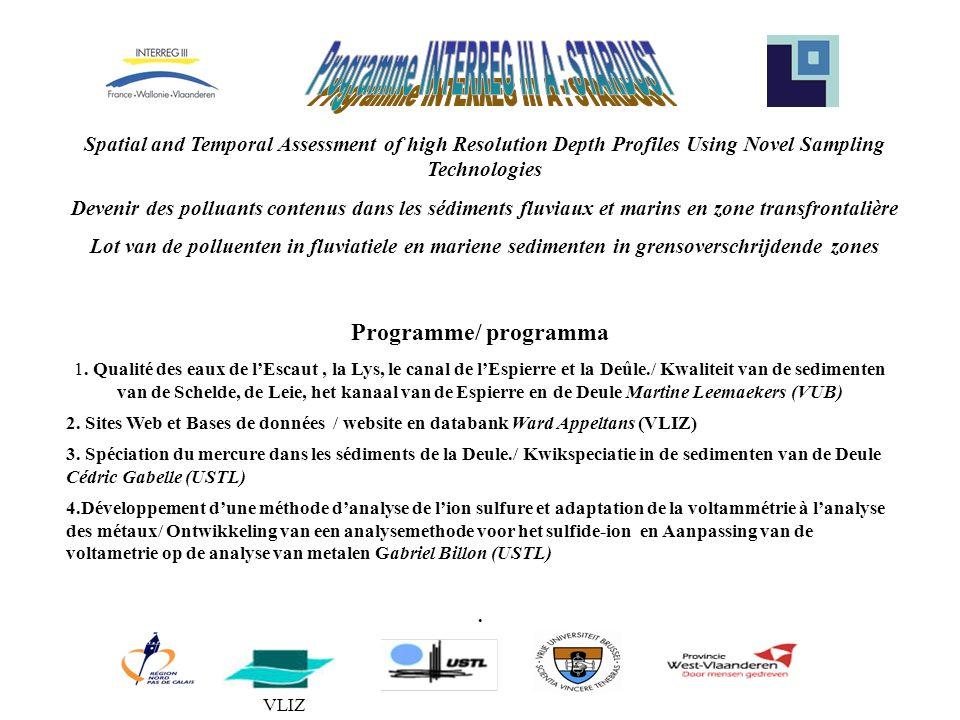 Programme/ programma 1.