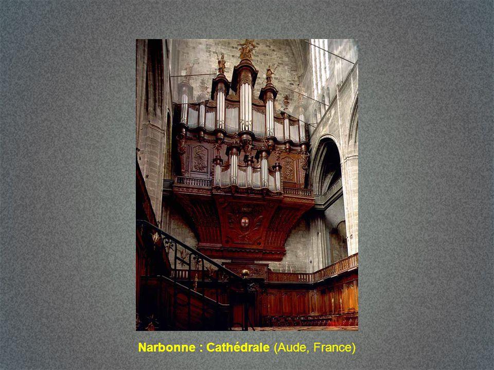 Albi : Cathédrale (Tarn, France)