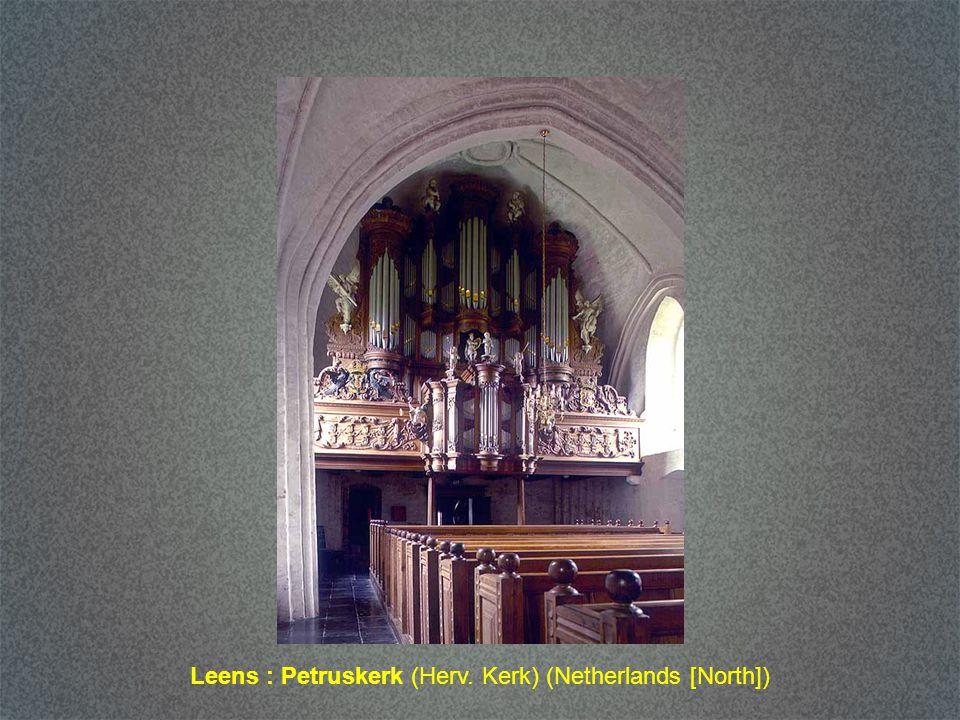 Zwolle : Sint-Michaëlskerk (Grote Kerk) (Netherlands [North])