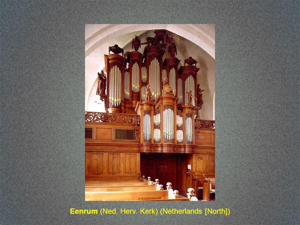 Weener (Reformierte Kirche/Georgskirche) (North Germany)