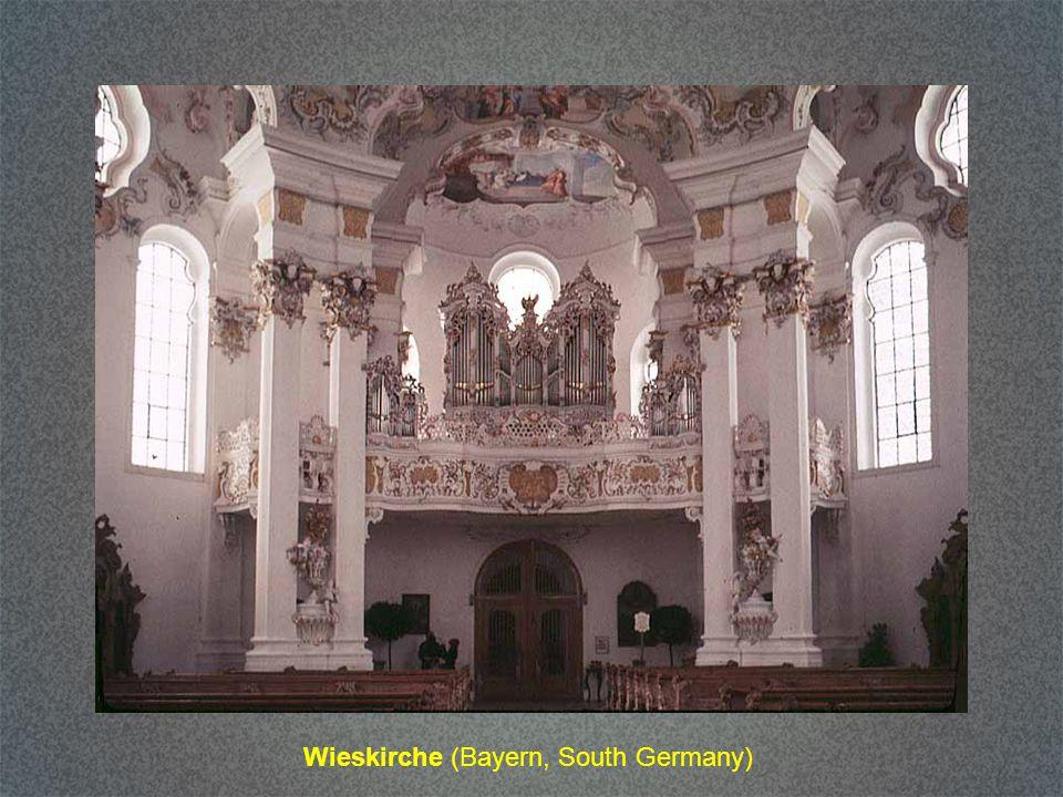Steingaden (Bayern, South Germany)