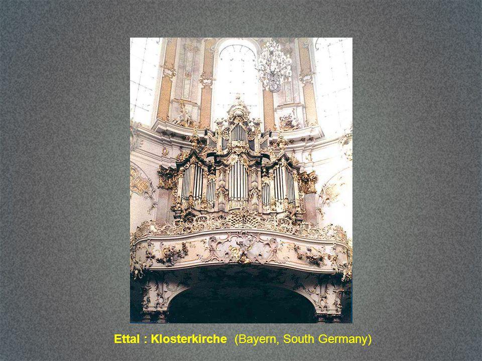 Wieskirche (Bayern, South Germany)