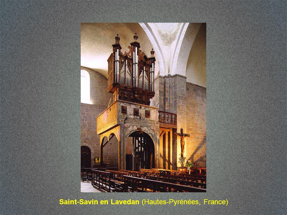St-Bertrand-de-Comminges (Haute-Garonne, France)