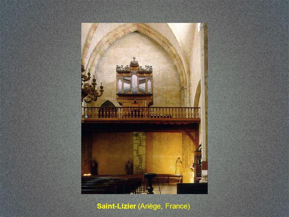 Oloron-Ste-Marie : Cathédrale (Pyrénées Atlantiques, France)