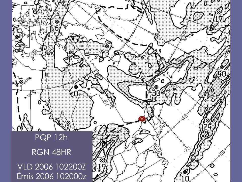 PQP 12h RGN 48HR VLD 2006 102200Z Émis 2006 102000z