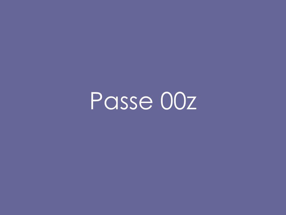 Passe 00z