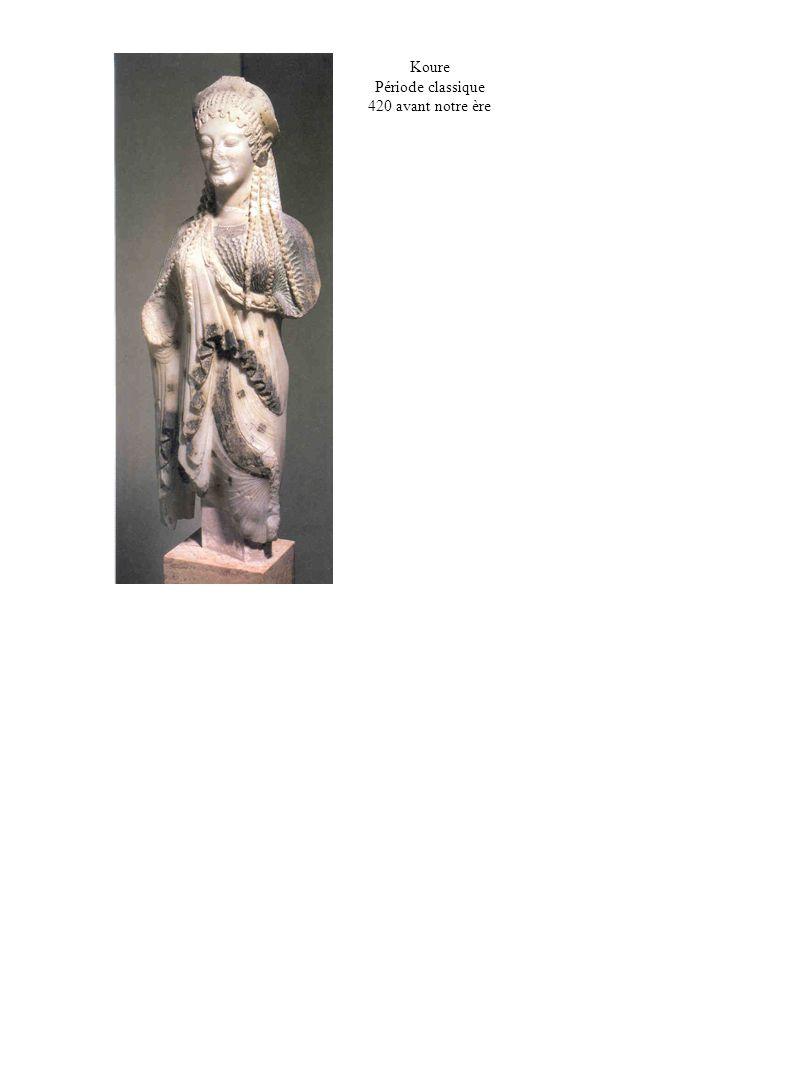 Koure Période classique 420 avant notre ère