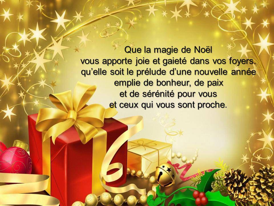 Car Noël, mon frère, c est l Amour !