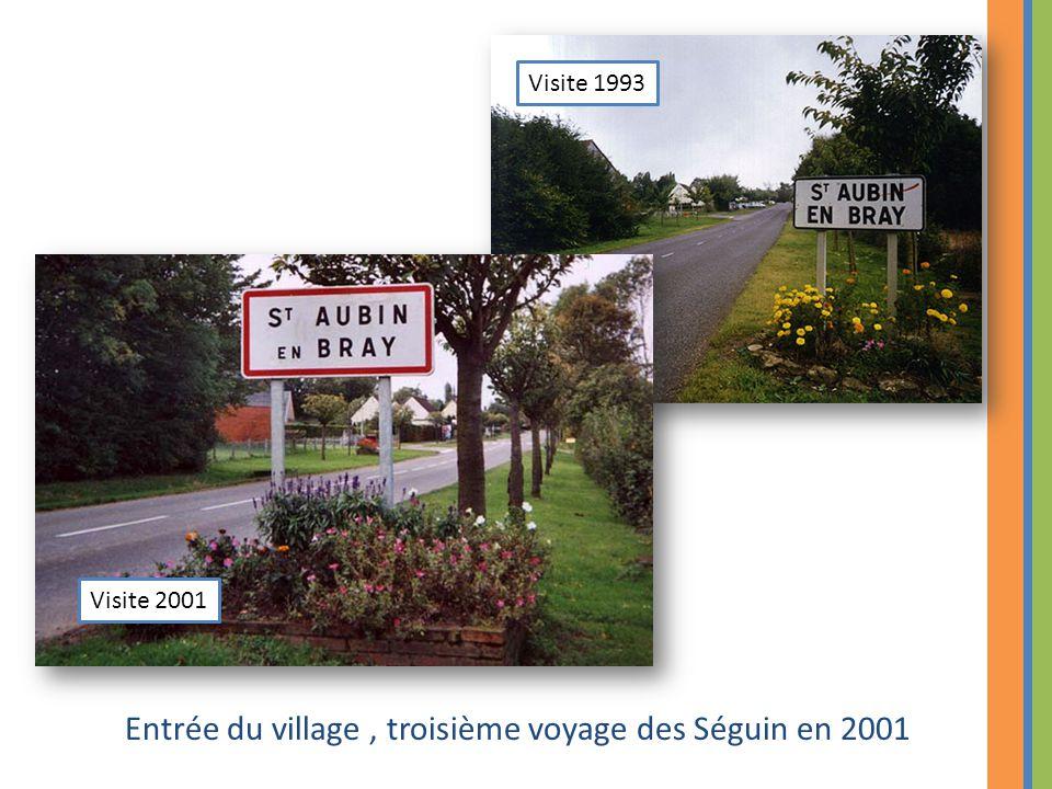 Mairie de St Aubin - 1993