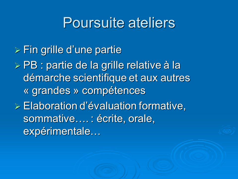 Un exemple d'évaluation diagnostique  document réalisé dans l'académie d'Amiens à l'entrée en seconde : SVT-PC  Grille de compétences Grille  Sujet