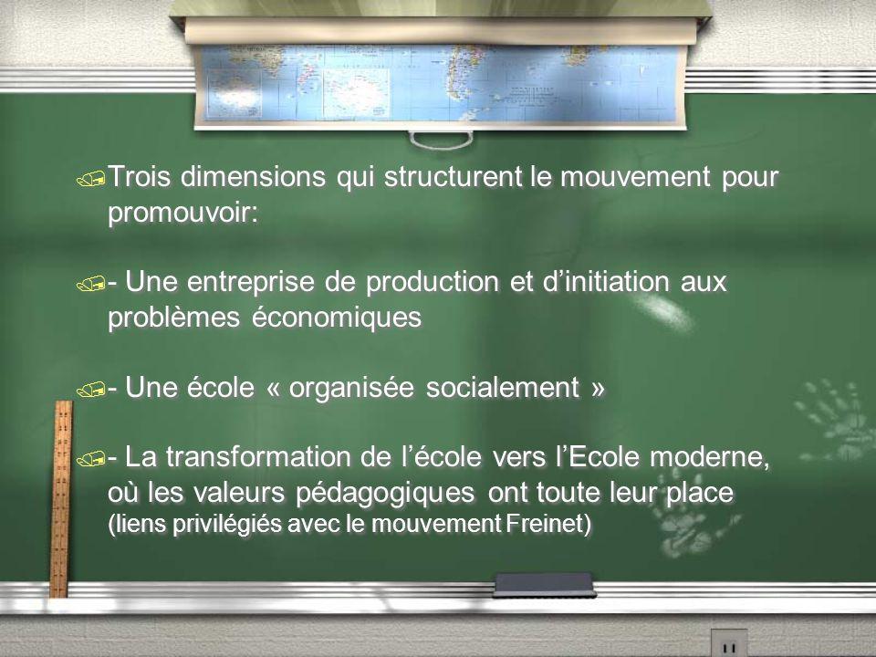 / 1922: la Fédération nationale des Coopératives de consommation crée « une commission nationale de l'enseignement de la coopération ».