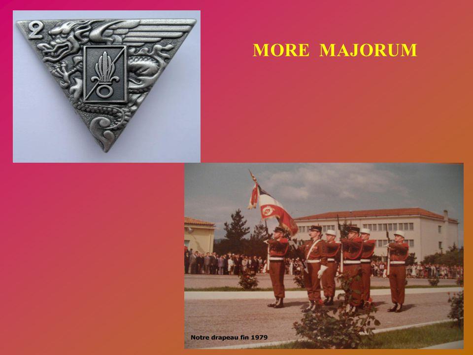 Journée du 27 Mai 1978 Départ de la 1ère compagnie vers LUBUMBASHI pour préparer l'arrivée du Régiment.