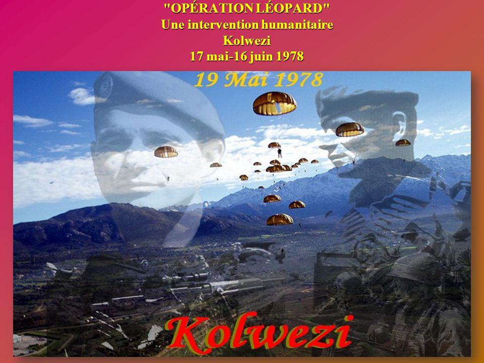 Le saut sur Kolwezi a été et restera un pari stratégique majeur. les délais sont très contraints, car les interceptions radio font état de pillages et