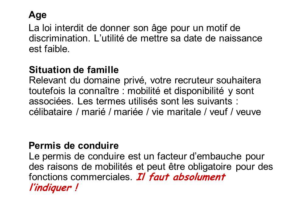 Formation Rubrique utile aux Jeunes Diplômés.