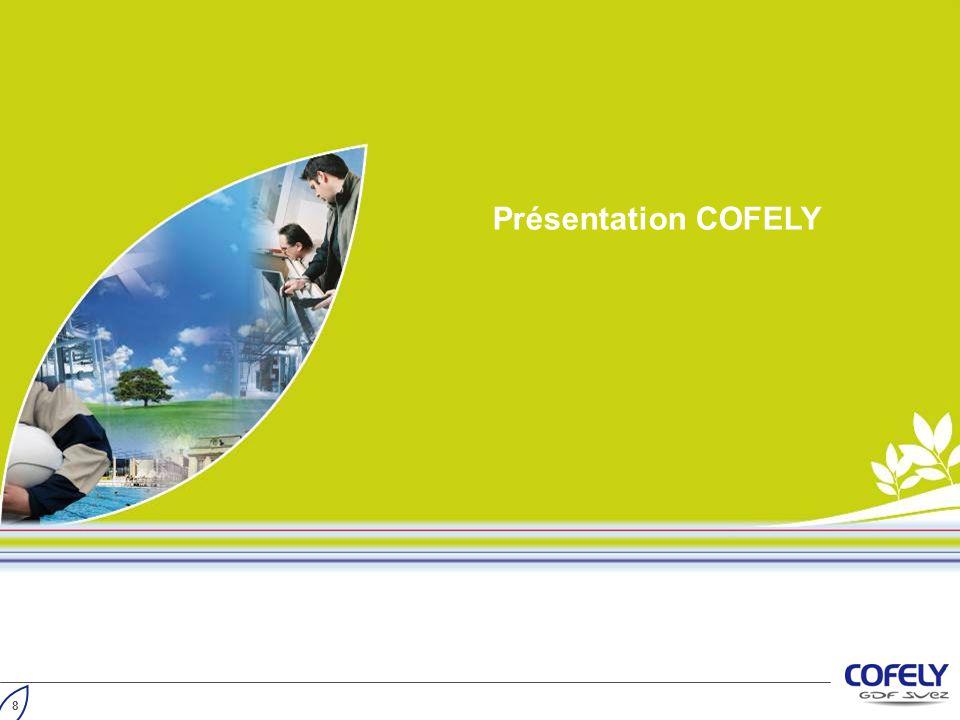 9 L'Efficacité Énergétique et Environnementale 1 - Missions de Cofely1/2 1.Maintenance  Process : Niveau 1 à 3 (NF X 60-010)  Entretien technique du bâtiment  Traitement des effluents  Contrôles réglementaires 2.Gestion du GER (Gros Entretien Renouvellement)  Process : Niveau 4 et 5 en partenariat avec KANNEGIESSER  Bâtiment  Utilités 3.Pilotage des énergies - Gestion des fluides  Chaufferie  Réseaux de distribution Eau / Gaz / Electricité  Air comprimé  Système climatisation / ventilation