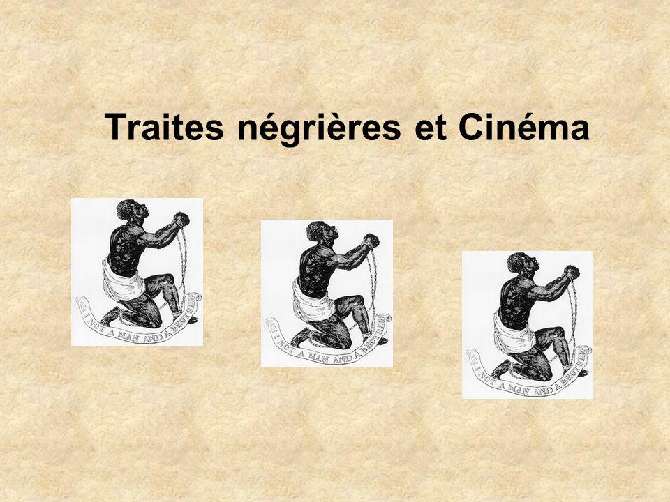 Traites négrières et Cinéma