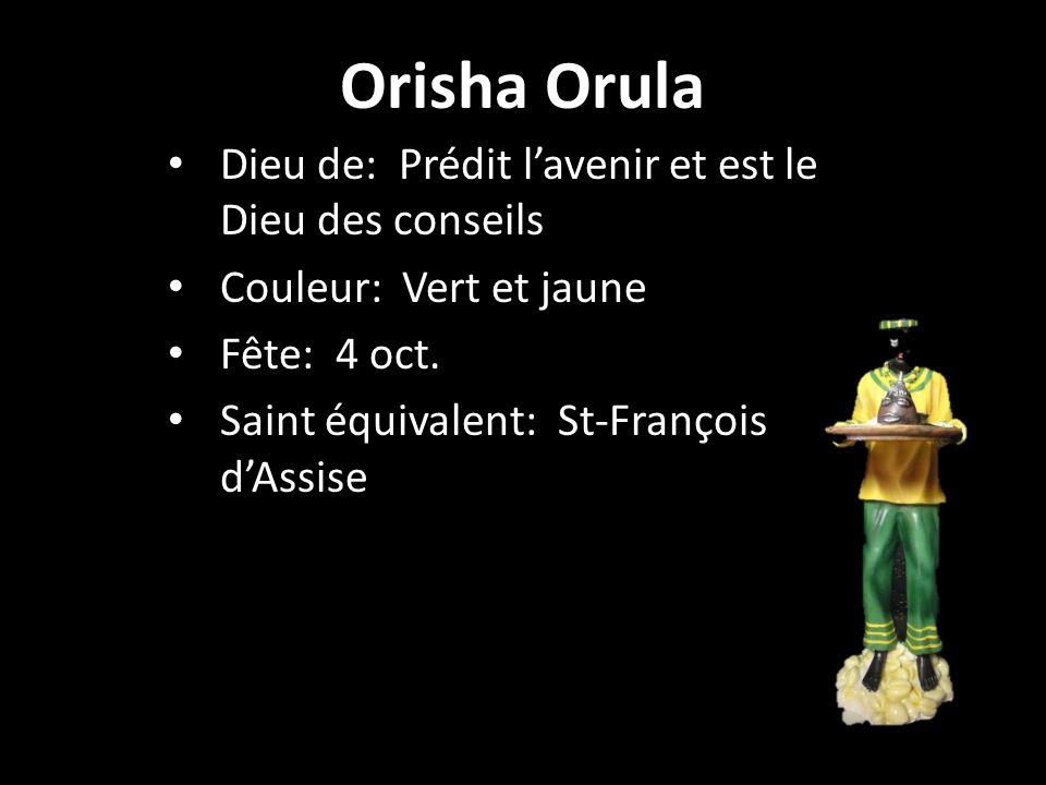 Orisha Babalu aye St-Lazarus