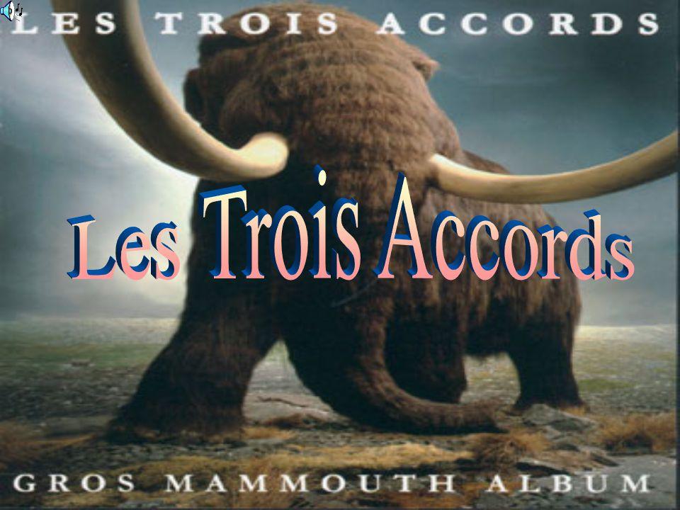 Biographie Les Trois Accords sont originaires de Drummondville.