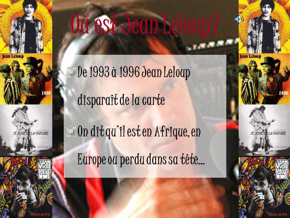 Dès les premiers concerts, Jean Leloup et la Sale Affaire (son groupe de musique) se retrouveront devant plus de 6000 spectateurs en délire. Il représ
