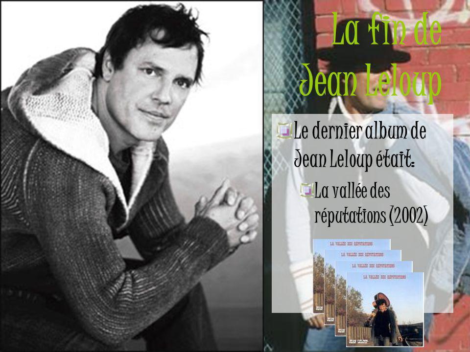 Retour en force Après cette absence, Leloup revient avec 300 chansons ce qui nous donna 2 grands albums: Le Dôme (1996) Les fourmis (1998) Gagne plusi