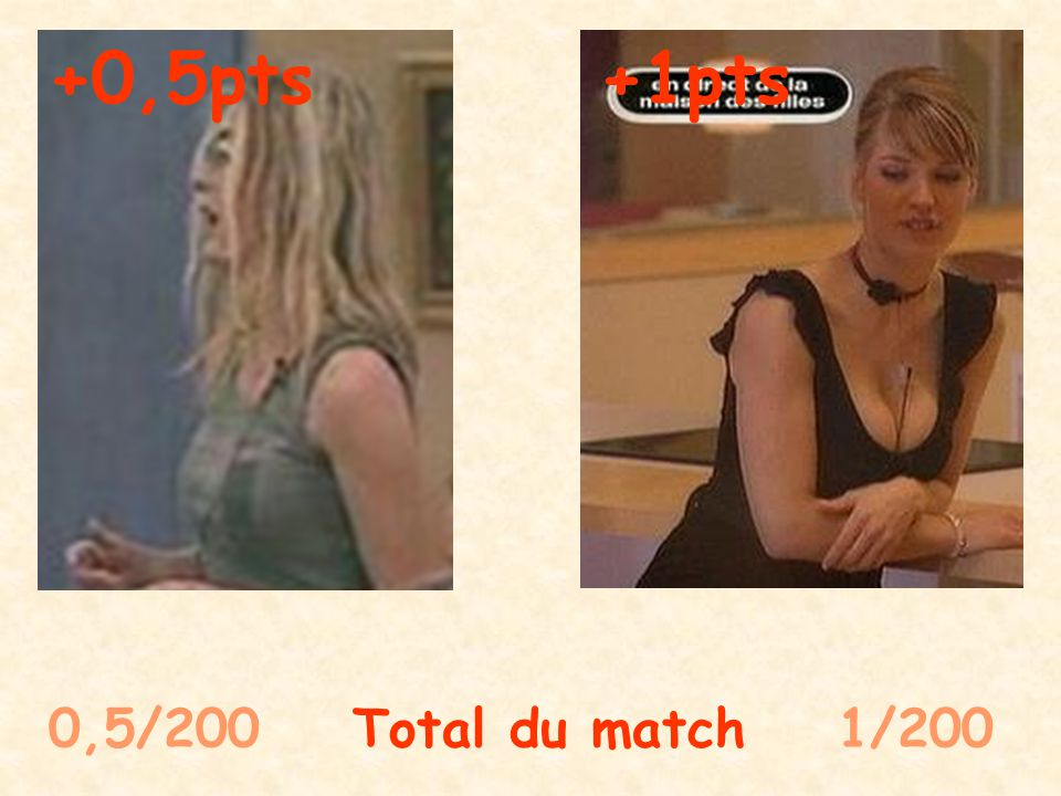0,5/200 Total du match 1/200 +0,5pts+1pts
