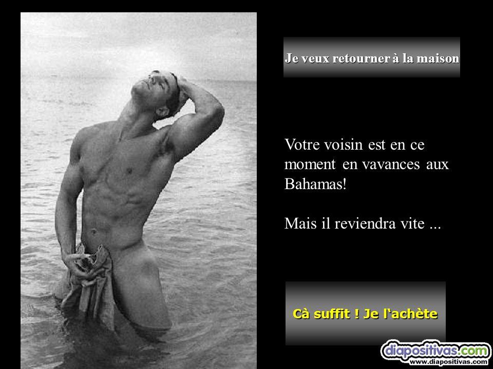 Le Bain comprend en plus du masseur, une baignoire avec buses capables d'émission automatique de mousse parfumée...
