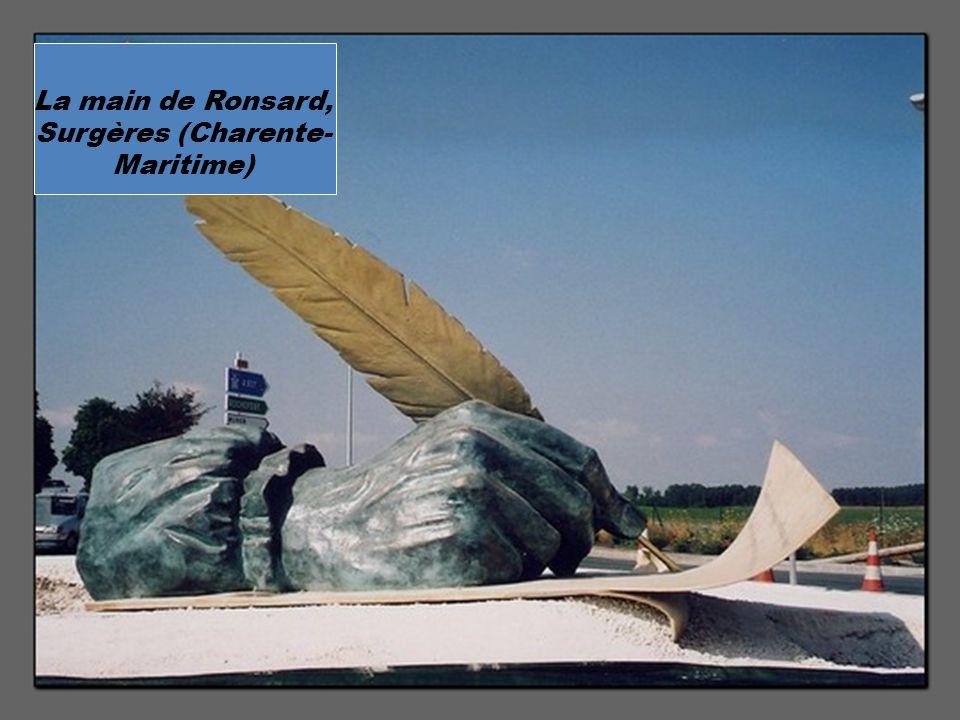 Les parasols, Saint-Georges-de- Didonne (Charente- Maritime)