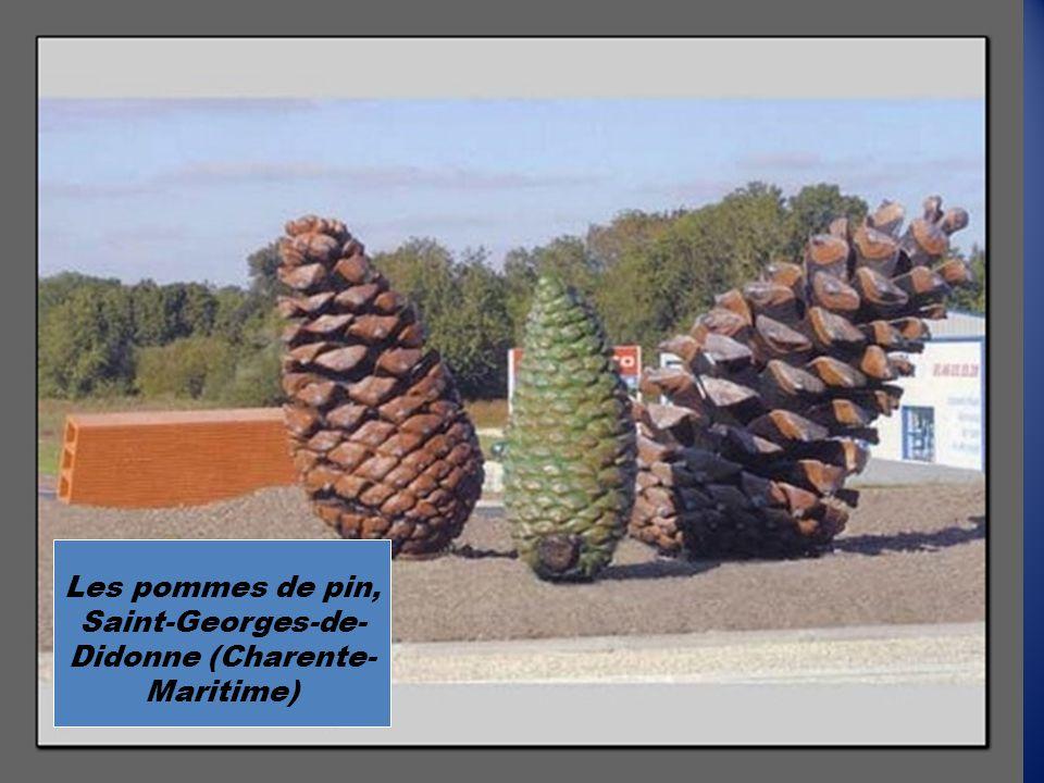 Les pèlerins de Saint-Jacques-de- Compostelle, Pons (Charente- Maritime)