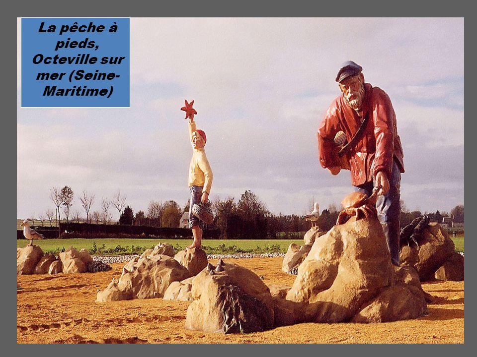 L'enfant à la plage, Marennes, (Charente- Maritime)