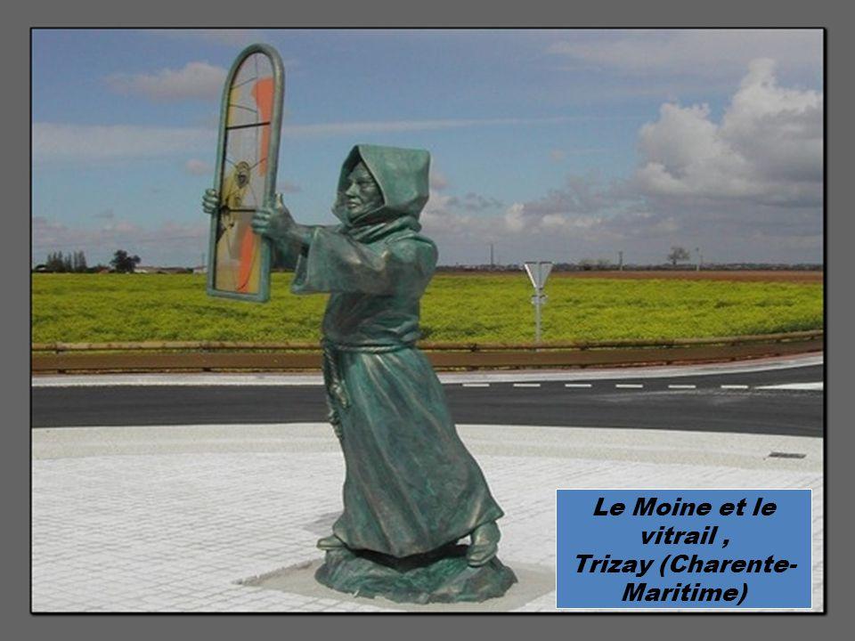 Le tonneau, Archiac (Charente- Maritime)
