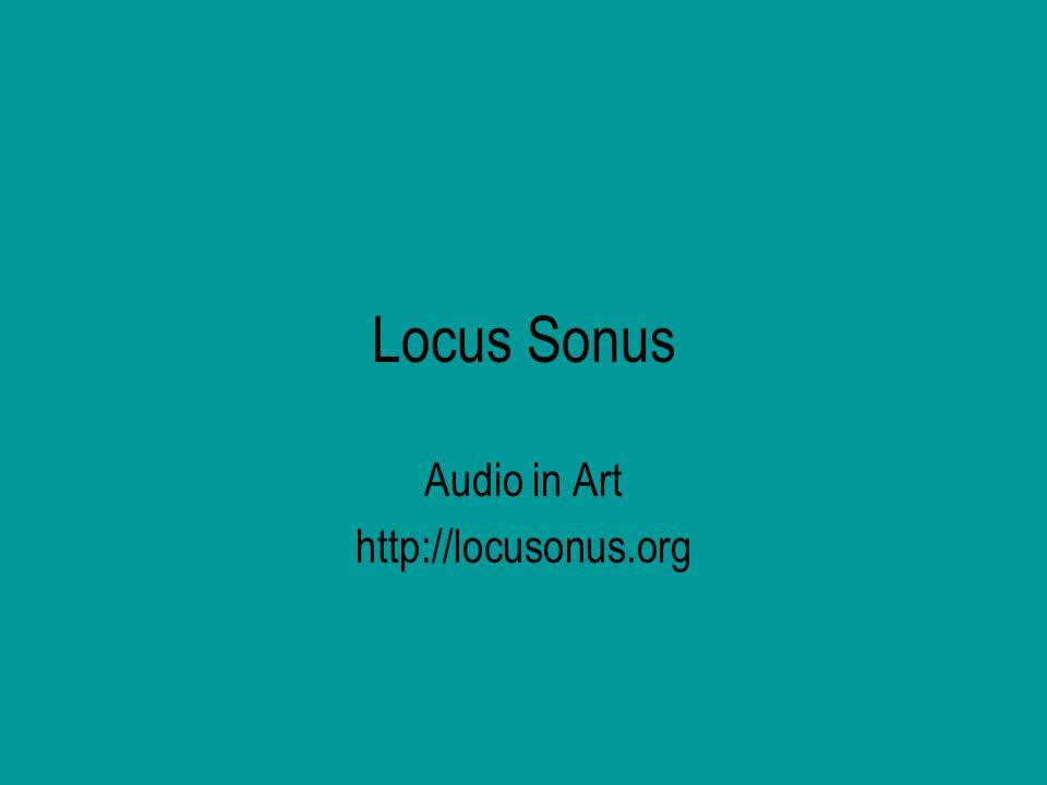 LES AXES DE RECHER C HE Audio & Espaces : installation, déambulation, espace architectural, espace virtuel, espace public, interactivité, narration, réalité augmentée,...