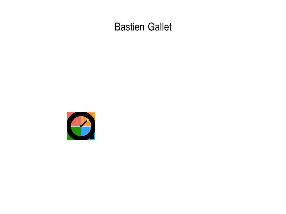 Bastien Gallet