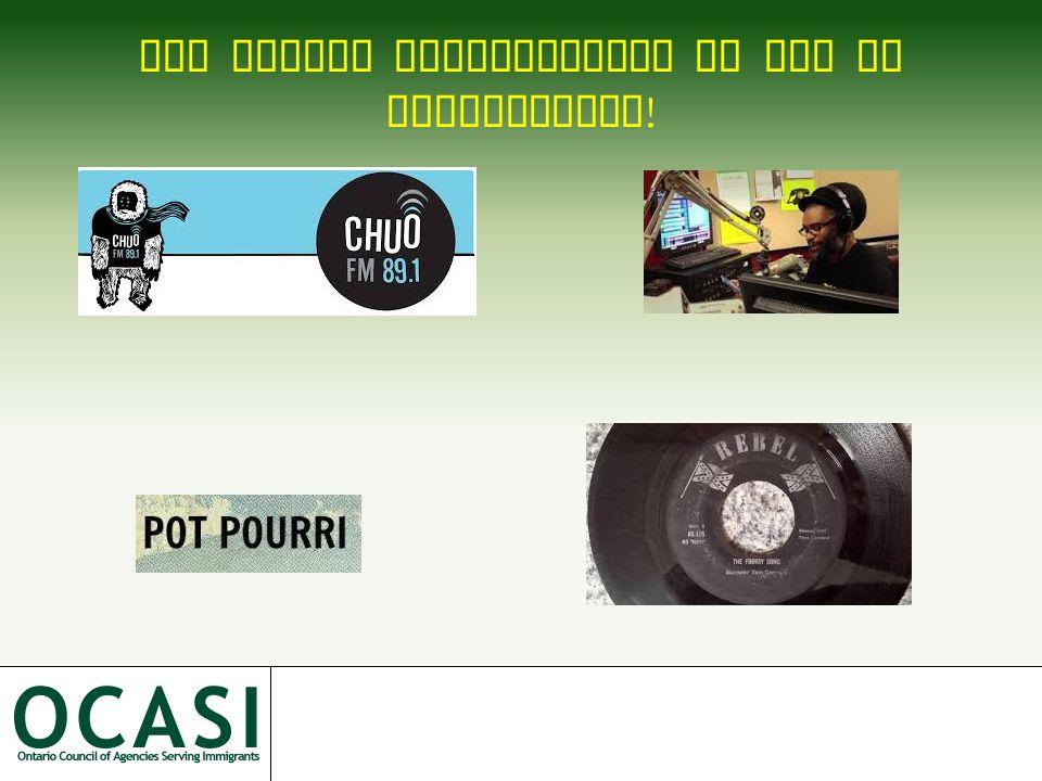 Des radios francophones en mal de financement !