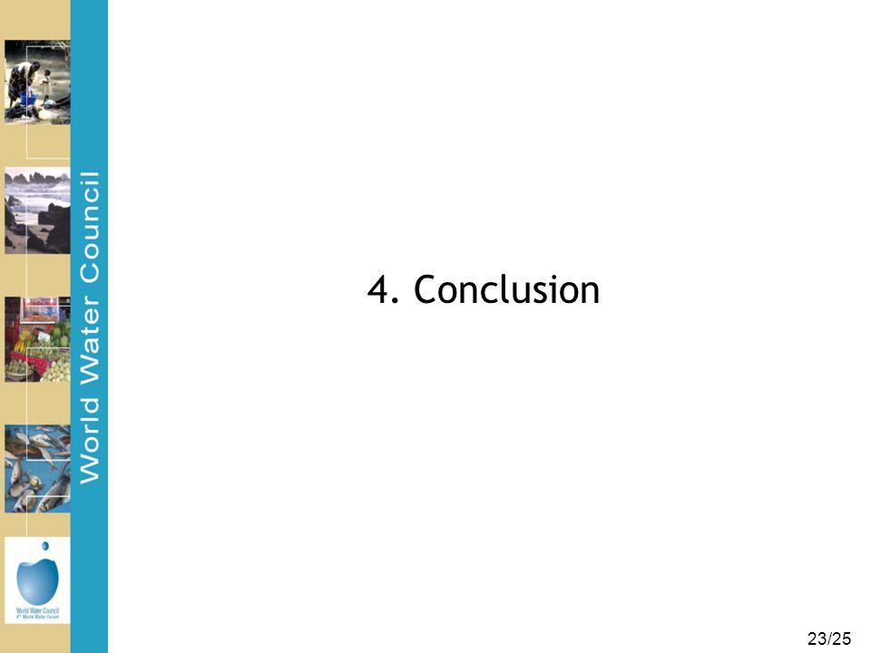 23/25 4. Conclusion