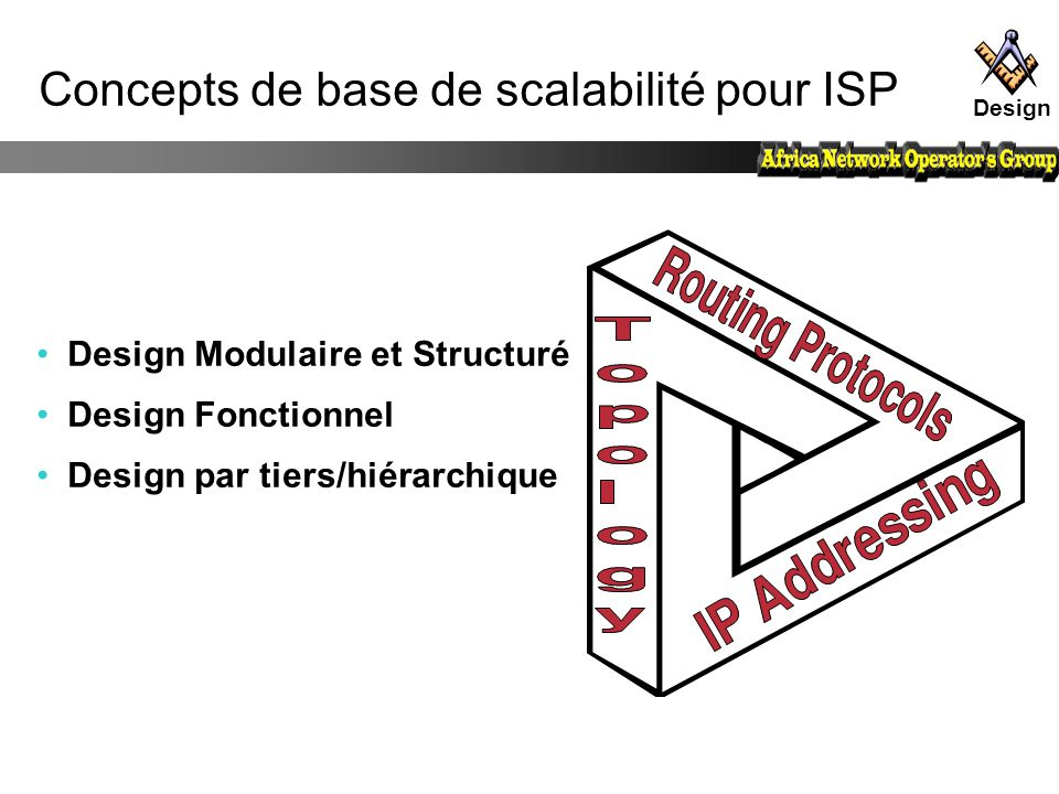 1 © 2001, Cisco Systems, Inc. All rights reserved. Conception et Technologies