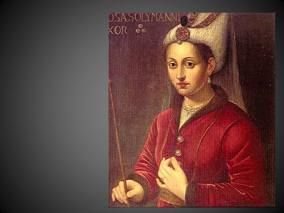 On comprend les inquiétudes de Roxelane pour son fils non seulement par rapport au fils ainé de l'ancienne épouse principale (Mustapha) mais aussi par rapport à 3 autres fils qu'elle eut du Sultan!!.