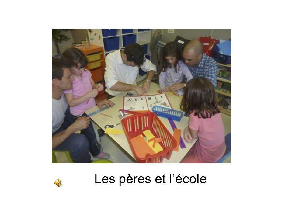 Projet « Un Père pour apprendre »