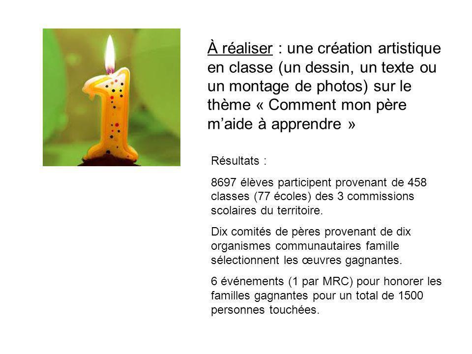 École Ste-Marie-Salomé Une invitation bien spéciale.