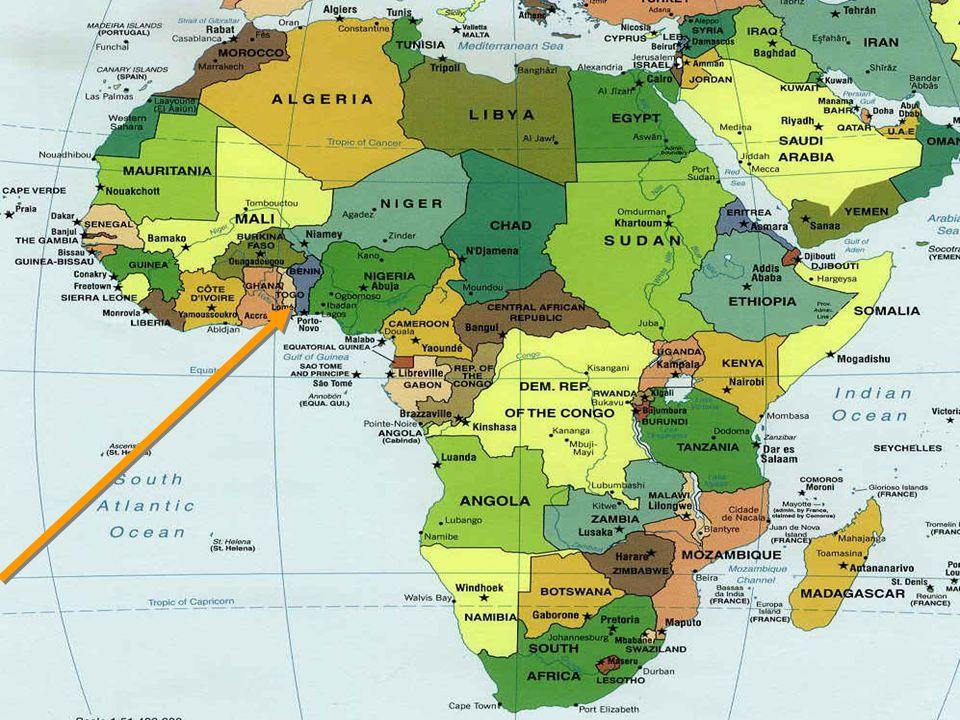 Correspondant actions : – Père G.GBAFA à Lomé Gestion des fonds : – OCDI, P.