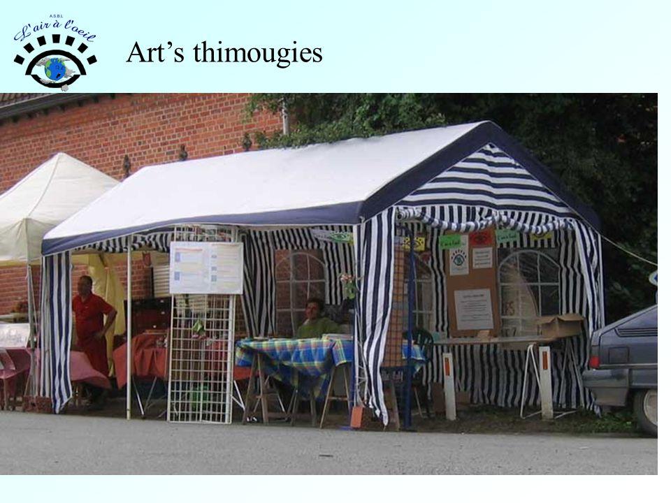 Art's thimougies