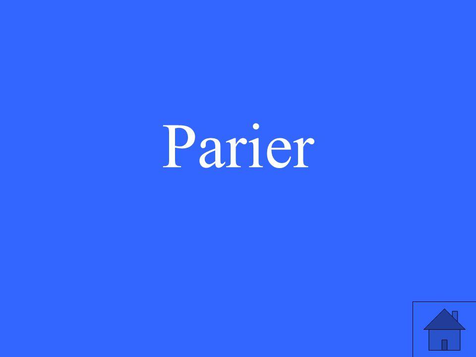 Parier