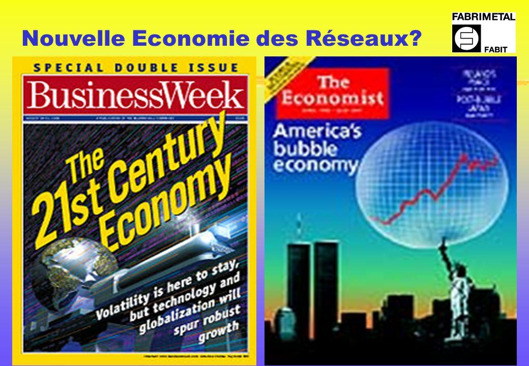 10 Nouvelle Economie des Réseaux?