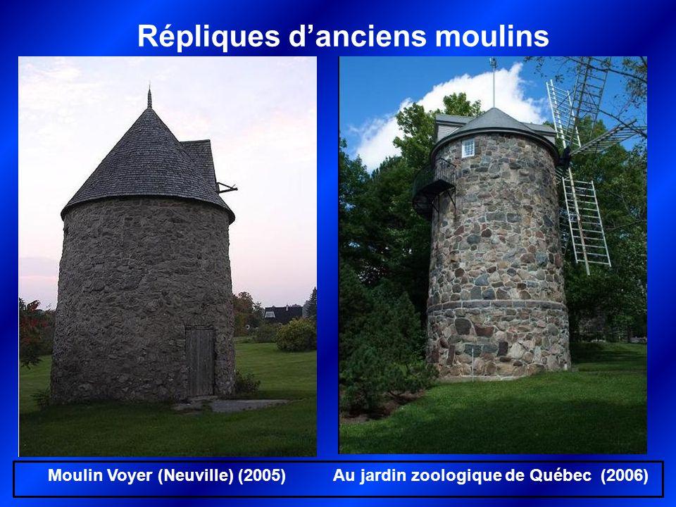 Moulin Fleming, Ville Lasalle, Montréal Construit en 1815 par William Fleming. restauré en 1990