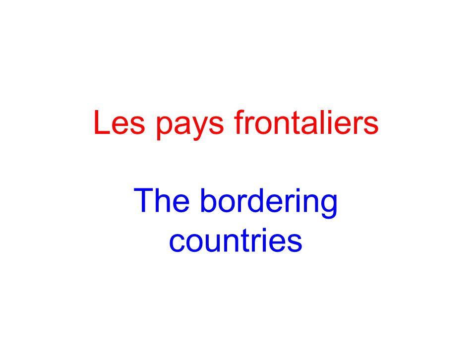 La France La Corse