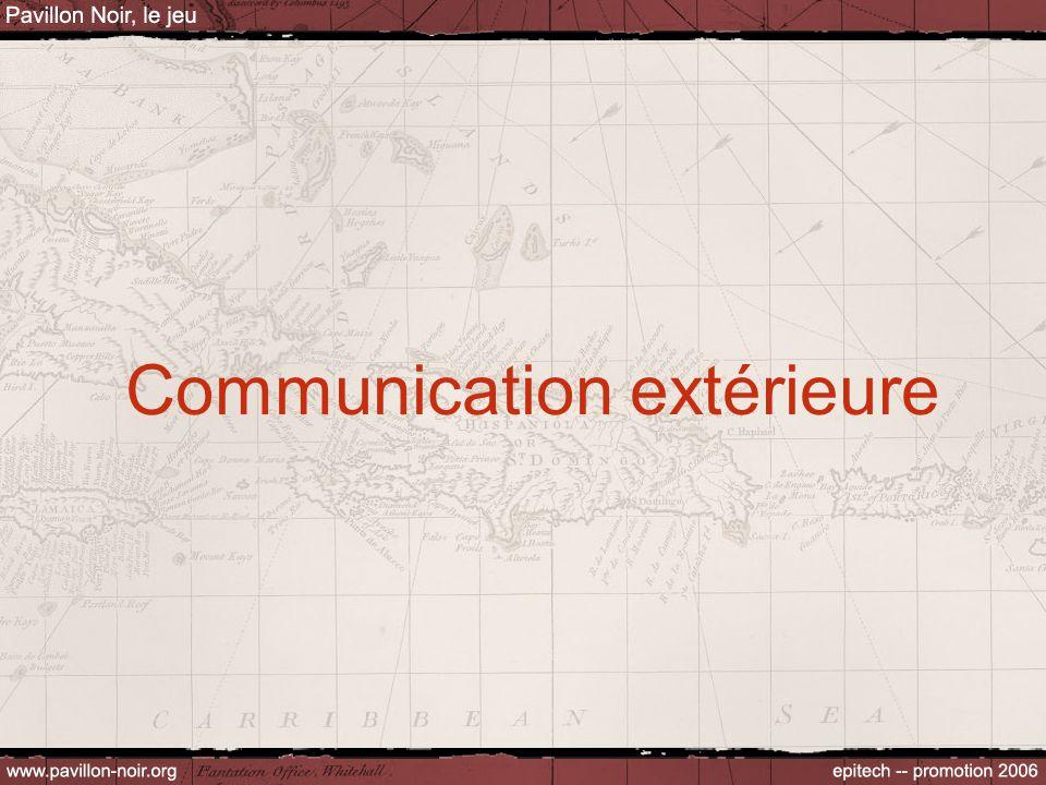 Communication extérieure