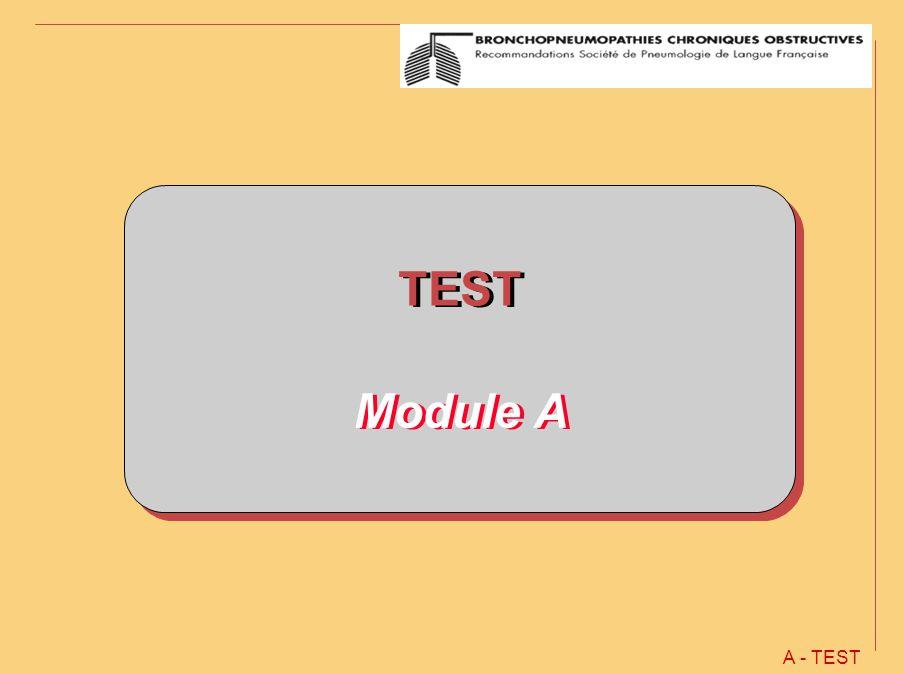 TEST Module A A - TEST