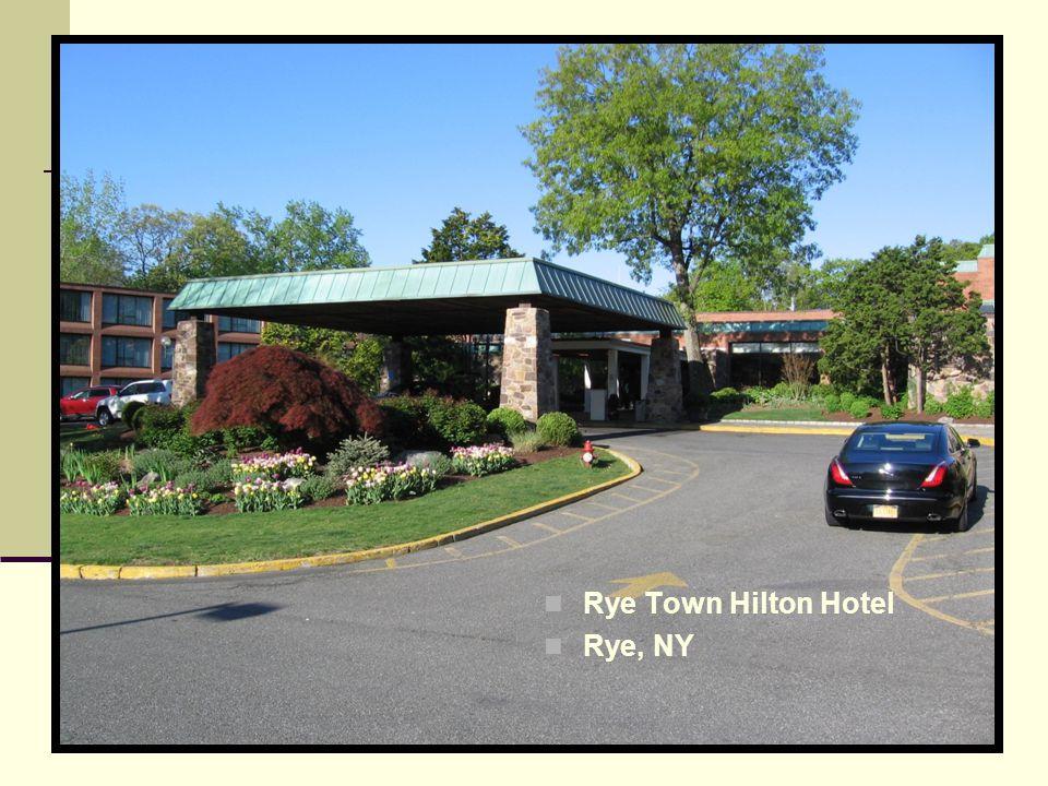Rye Town Hilton Hotel Rye, NY