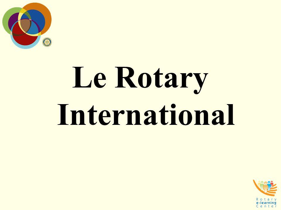 Le conseil d'administration du Rotary encourage les clubs à parrainer des groupes de conjoints ou de familles des Rotariens qui doivent dans ce cas: 1.Maintenir des contacts réguliers avec le club; 2.Apporter leur soutien aux actions du club et promouvoir les idéaux du Rotary; 3.Soutenir les objectifs du club.